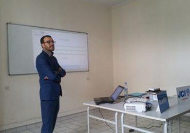 Lancement du projet English for PhD