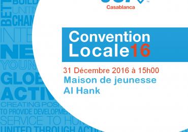 CONVENTION LOCALE 2016
