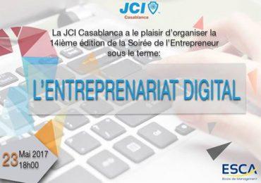 14ème édition de la soirée de l'entrepreneur