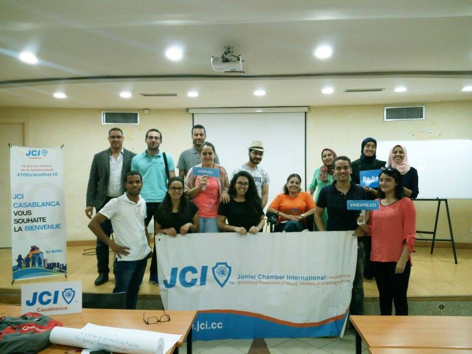 formation JCI effective meetings