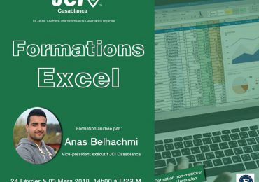 Formations Excel