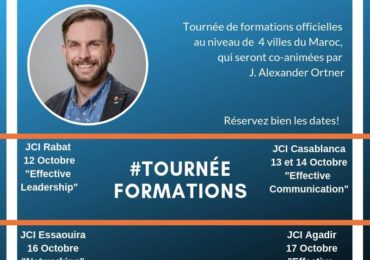 Formation Tour – Effective Communication
