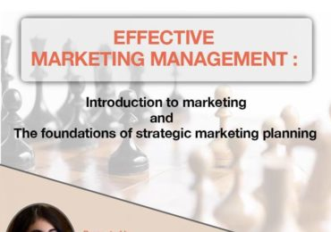 The Workshop Effective Marketing Management