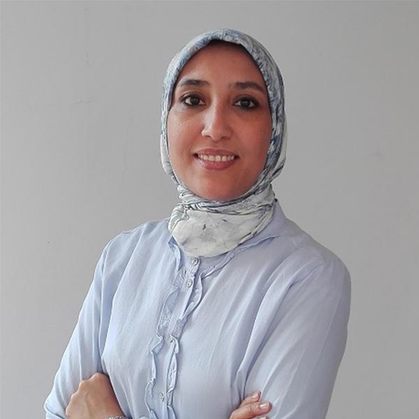 Vice-Présidente Affaires: Hanane BOUHMOUD