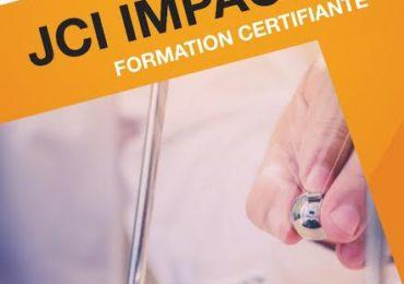 Formation certifiante JCI Impact