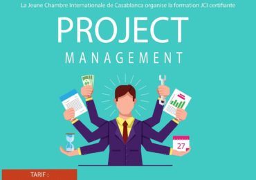 Formation JCI certifiante Project Management