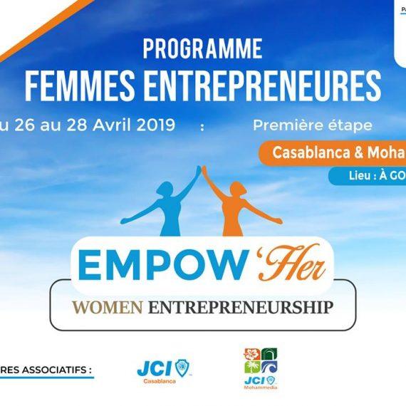Collaboration avec Go4Work au programme EmpowHer